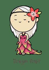 Pierwszy rysunek Pitaji
